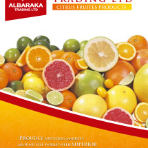 Cyprus Citrus Fruites